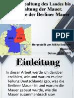 Der Fall Der Berliner Mauer [Автосохраненный]