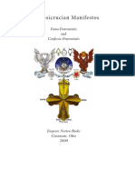 Of Occult Philosophy - The Rosicrucian Manifestos