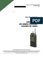 RF-7800S (UHF) - 10515-0345-4503