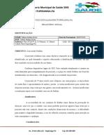 Relatório Social - Concessão de Fraldas -
