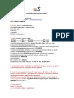 REVISÃO - RLM (Comentado)