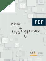 Planner Instagram 2021