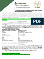 Estagio Supervisionado 7º e 8º Semestre Cco 2021.2 - A Empresa Industrial Faz Tudo Ltda