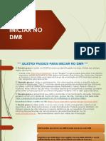 Como Iniciar No Dmr 20200526