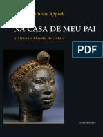 Na Casa De Meu Pai (Kwame Anthony Appiah)