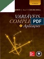 Variáveis Complexas e Aplicações by James Ward Brown, Ruel v. Churchill 9ed