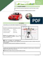TD Transmission automobile - Travail à réaliser - élè