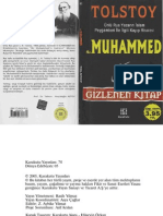 Hz. Muhammed Tolstoy