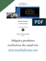 SILVEIRA, M. P. Teoria Da Incidência Da Norma Jurídica, De Adriano Soares Da Costa