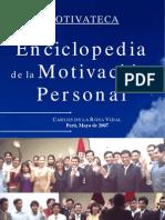 Carlos de la Rosa Vidal - Enciclopedia de la Motivacion Personal