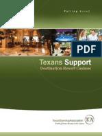 Texas Gaming Association Gambling Poll