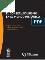 (Índice) El conservadurismo en el mundo hispánico - Miguel Ayuso (ed.)