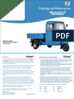 Catalogo de Partes Maxima Cargo Petrol