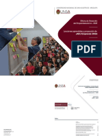 7_Desarrollo del Emprendedurismo_JAKU Emprende UNSA-Gestión 2016-2020