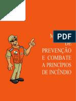 AAPOSTILA DE COMBATE A INCENDIO