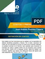 CONCEPTOS CLAVES DE COSTOS