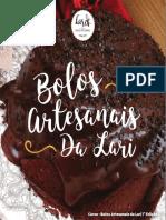 Bolos Artesanais- Lary