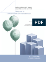 Financialization and its Entrepreneurial Consequences