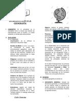 Modulo I - Geografía - Ciencias