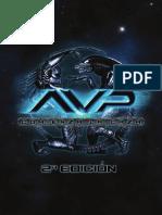 AvP Second Edition Manual Spanish