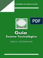 Guia sobre Exame Toxicológico Versao 1.0 (1)