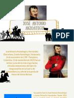 Jose Antonio Anzoetagi