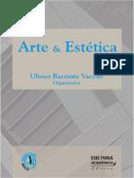Livro Arte and Estetica