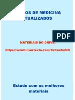 CRONOGRAMA - MEDCURSO 2020