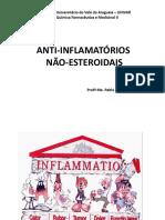 Analgésicos Antiinflamatórios Não Esteróides