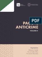 Pacote Anticrime Volume 2 CNMP
