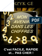 Mon Avenir dans les Chiffres (_PRENDRE SON DESTIN EN MAIN !_ t. 1) (French