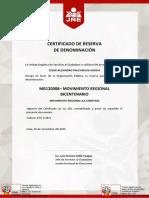Movimiento Regional Bicentenario. JNE - CERTIFICADO ADX-2020-042083_20201126111326.