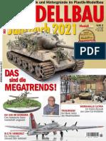 ModellFan Jahrbuch - 2021