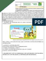 atividade portugues 1ano 28-04 (avisos, convites)