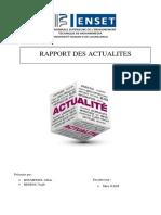 TEC rapport