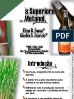 Álcoois Superiores e Metanol