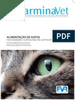 05. Alimentação de gatos Autor Archivaldo Reche Júnior e Marcela Malvini Pimenta