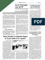 1999-03-28 - Las excavaciones en Orce se reiniciarán en un par de semanas