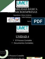 UNIDAD 4_Contabilidad Básica Microempresas UMET2021