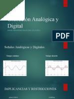Grabación Analógica y Digital