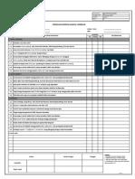 022 F SHE JPC I 2020-00. Formulir Inspeksi Harian Tambang