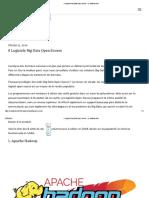 6 Logiciels Big Data Open Source - Le Datascientist