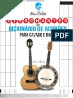 4 - Dissonantes - Dicionário de Acordes