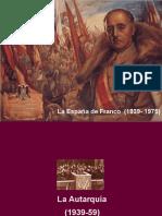La España del Franquismo