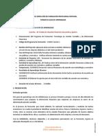 GUIA 20 - ESTADO DE SITUACIÓN FINANCIERA DE PRUEBA Y AJUSTES