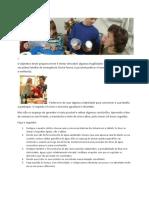 Teste para plano familiar de emergencia