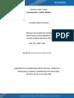 proyecto - Segunda Entrega - 2020
