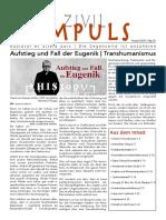 Aufstieg Und Fall Der Eugenik Transhumanismus