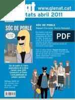 Novedades Glénat Abril 2011 (Catalán)