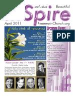 April InSpire
